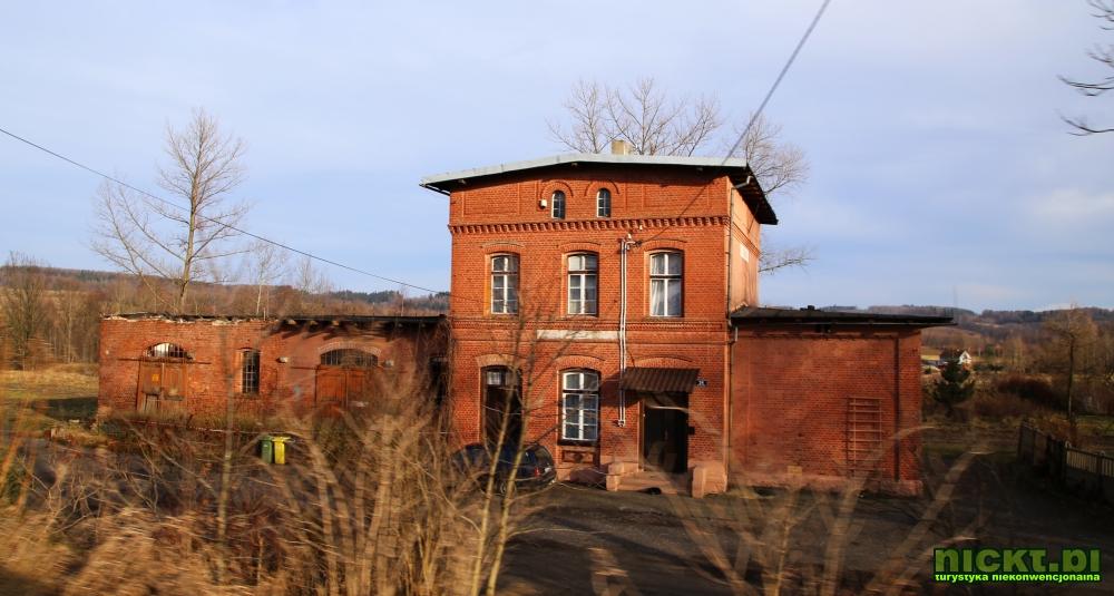 nickt lubomierz stacja kolejowa dworzec kolejowy PKP gare bahnhof 001