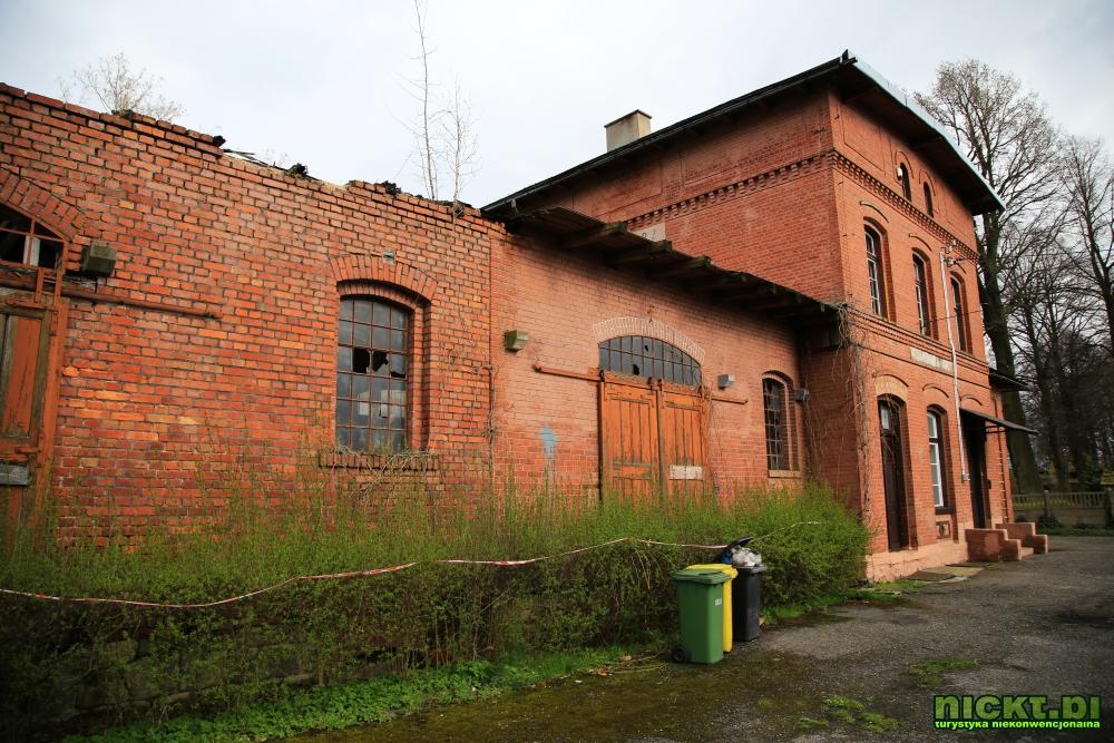 nickt lubomierz stacja kolejowa dworzec kolejowy PKP gare bahnhof 011