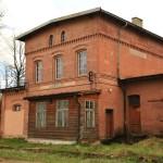 Lubomierz. Nieczynna stacja kolejowa