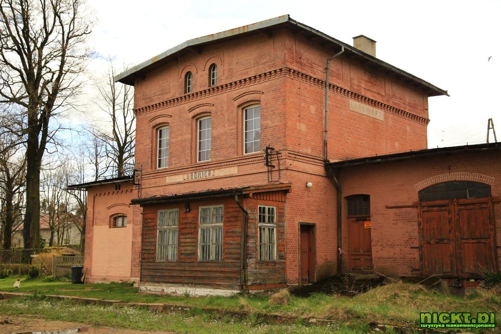 nickt lubomierz stacja kolejowa dworzec kolejowy PKP gare bahnhof 017