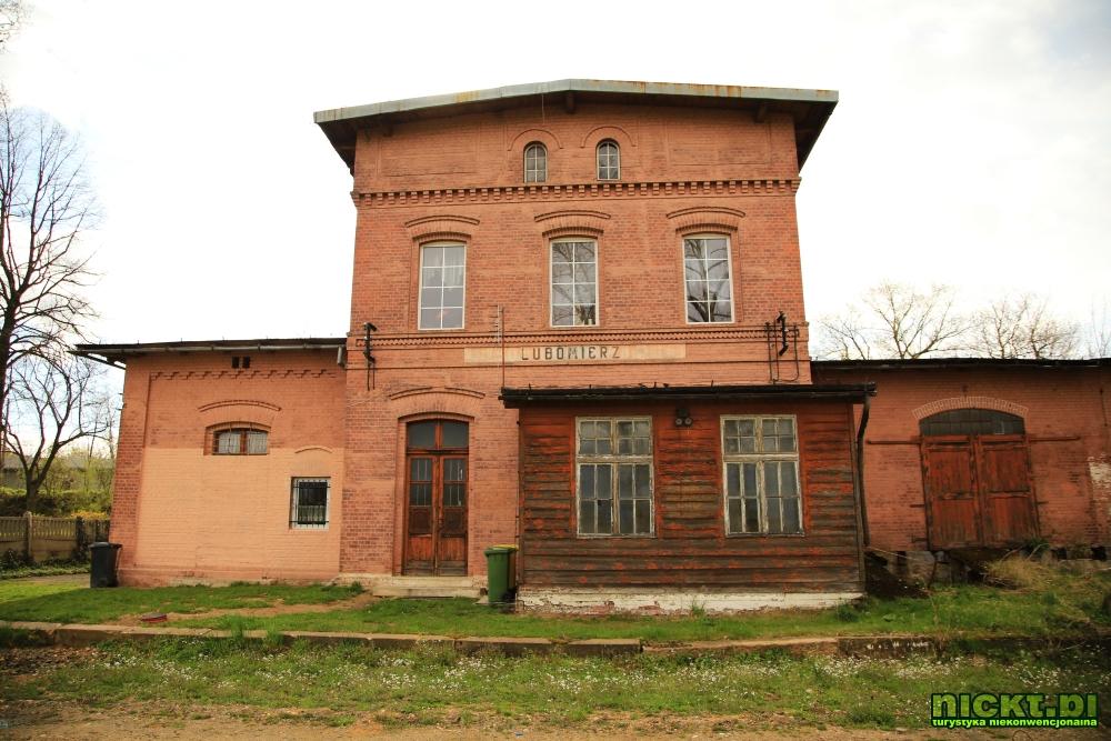 nickt lubomierz stacja kolejowa dworzec kolejowy PKP gare bahnhof 018