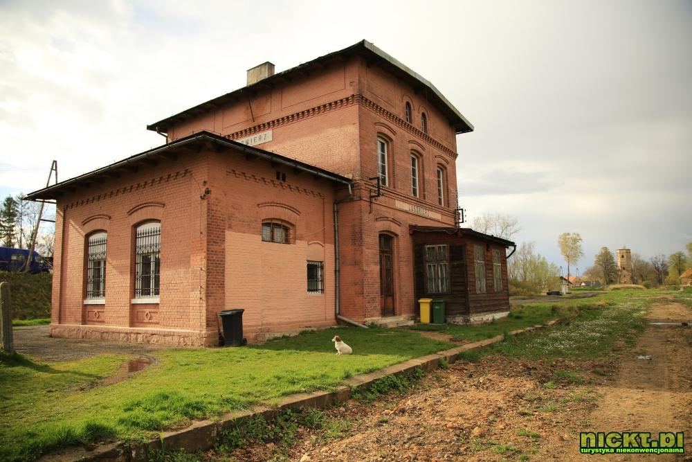 nickt lubomierz stacja kolejowa dworzec kolejowy PKP gare bahnhof 021