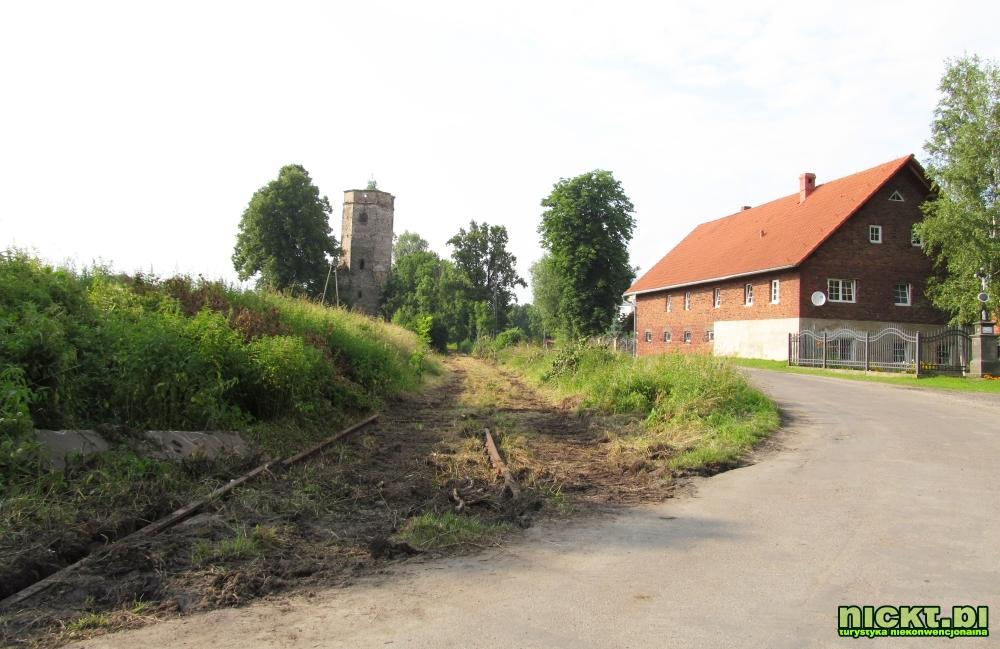 nickt lubomierz stacja kolejowa dworzec kolejowy PKP gare bahnhof 022