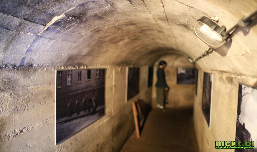 nickt schron przeciwlotniczy wystawa Luban 11