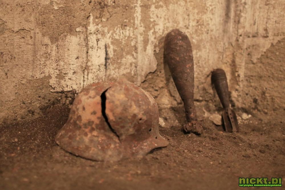 nickt schron przeciwlotniczy wystawa Luban 17