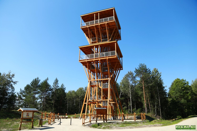 nickt.pl wieza widokowa Leknica Nowe Czaple Przewozniki geopark punkt widokowy 002