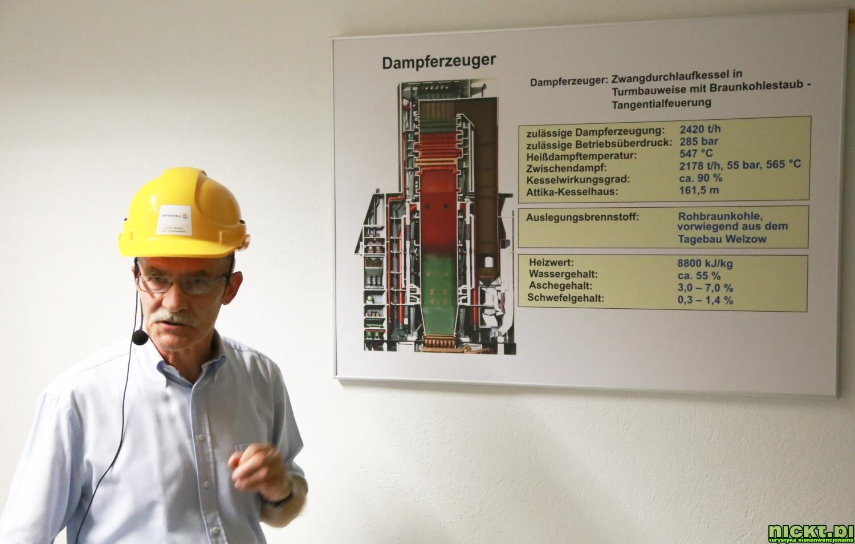 nickt_pl Spremberg Schwarze Pumpe Kraftwerk Aussichpunkt elektrownia taras punkt widokowy 0005