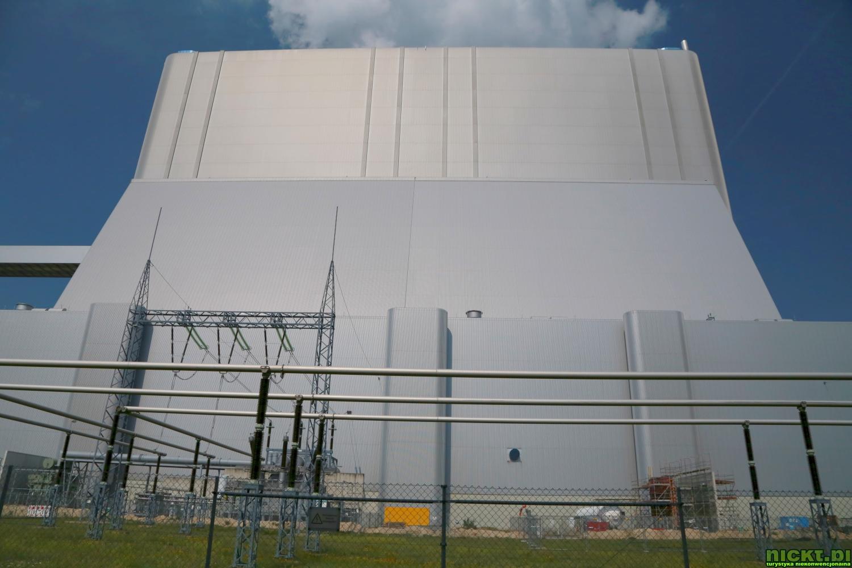 nickt_pl Spremberg Schwarze Pumpe Kraftwerk Aussichpunkt elektrownia taras punkt widokowy 0019