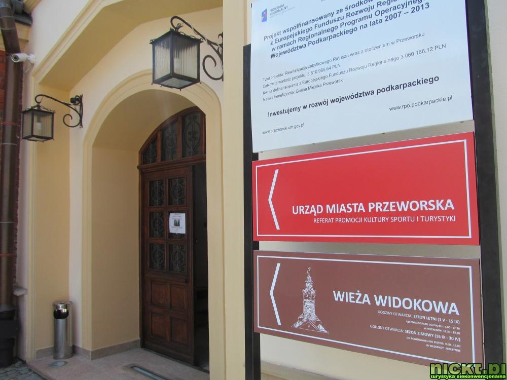 nickt_pl przeworsk wieza widkowa ratusz wieza ratusza punk widokowy 0002