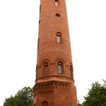 Koszalin. Wieża widokowa na Górze Chełmskiej