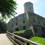 Wygiełzów. Zamek Lipowiec