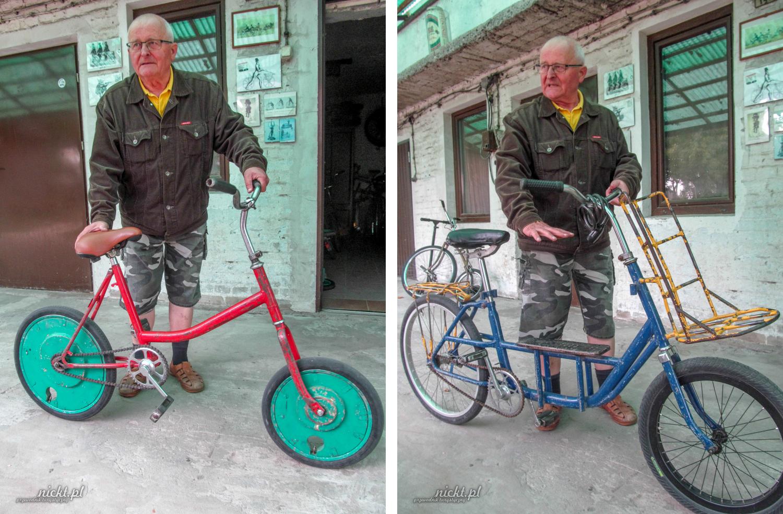 muzeum nietypowych rowerow golab 2
