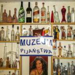 Gołąb. Muzeum Pijaństwa