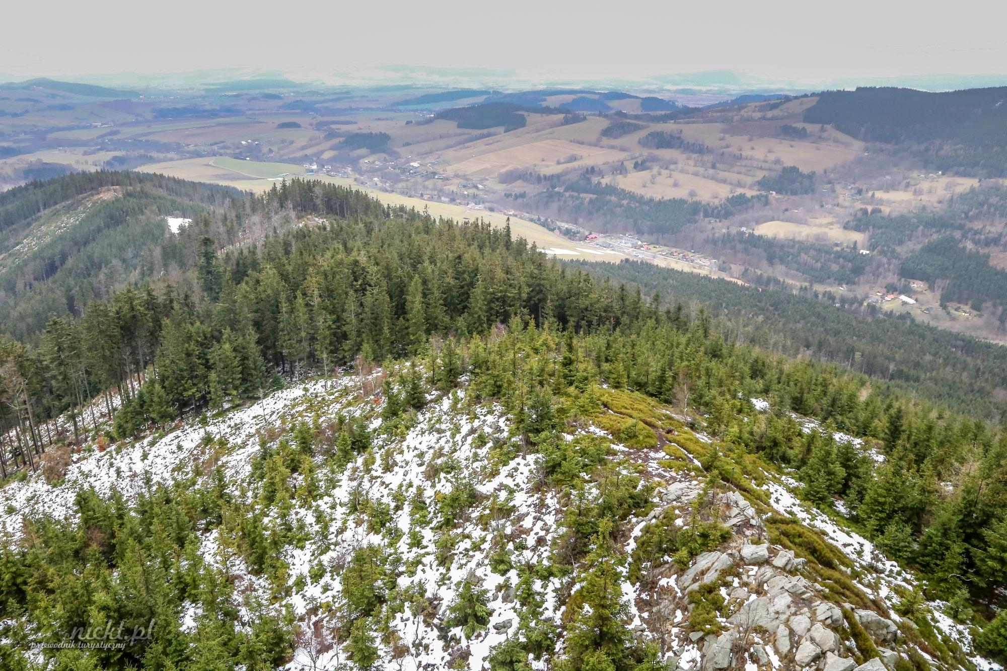 dolni morava stezka v oblacnich czechy punkt widokowy wieza widokowa nickt.pl turystyka niekonwencjonalna przemyslaw woznica 005