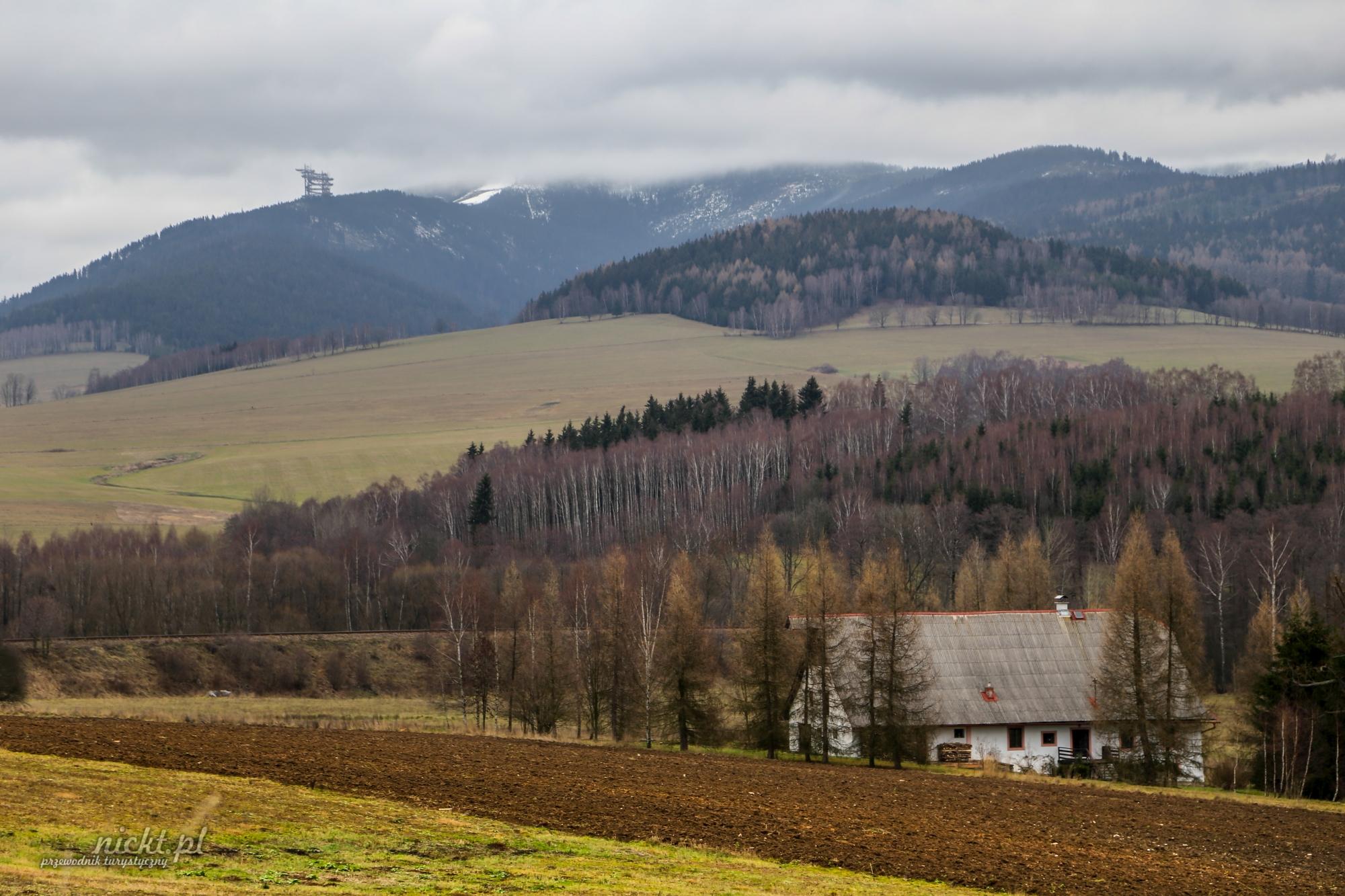 dolni morava stezka v oblacnich czechy punkt widokowy wieza widokowa nickt.pl turystyka niekonwencjonalna przemyslaw woznica 009