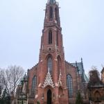 Bielawa. Wieża Kościoła Wniebowzięcia Najświętszej Marii Panny